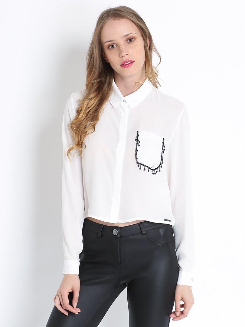 Блуза белая   2680811