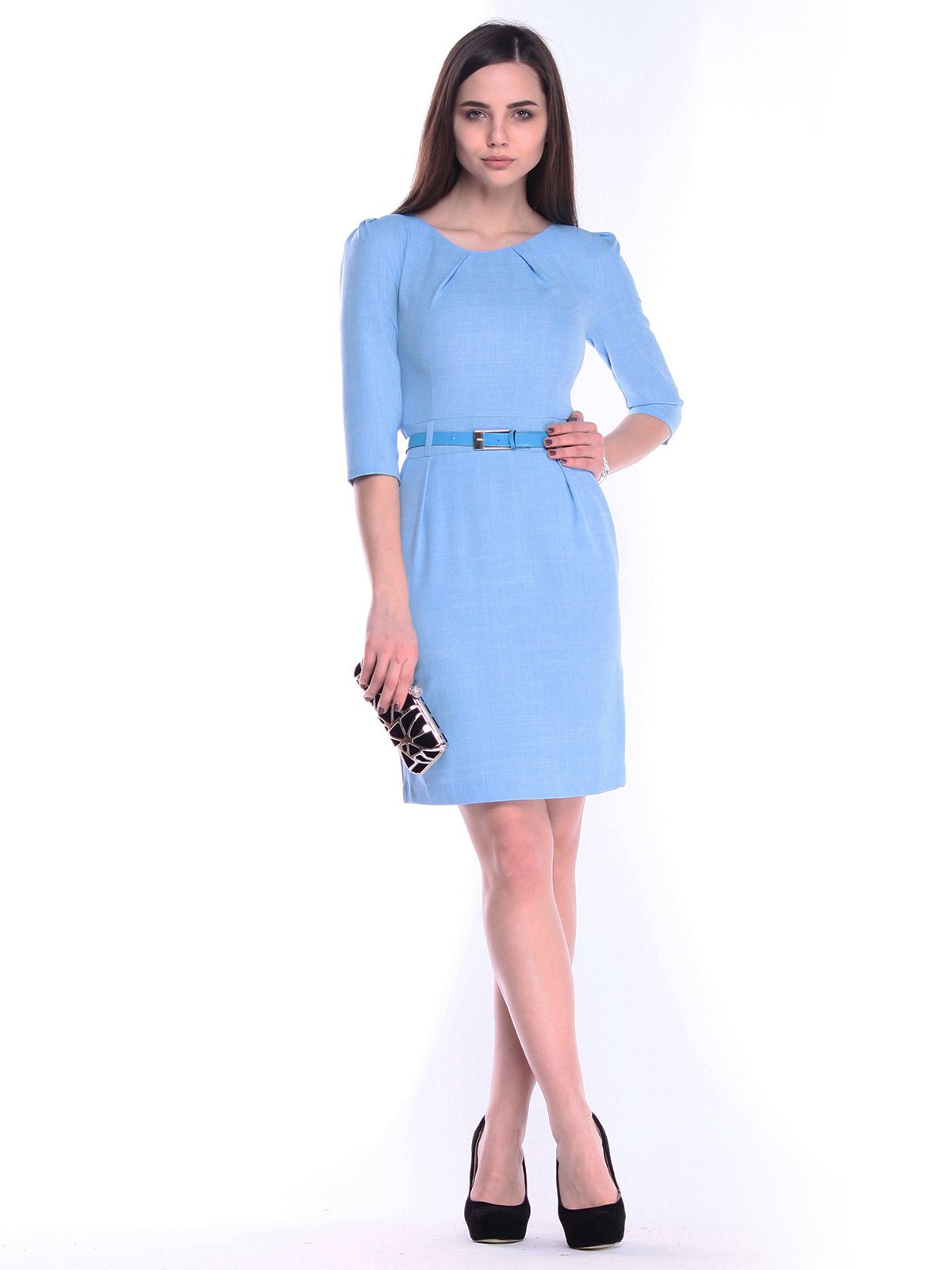 Сукня блакитна   3031402