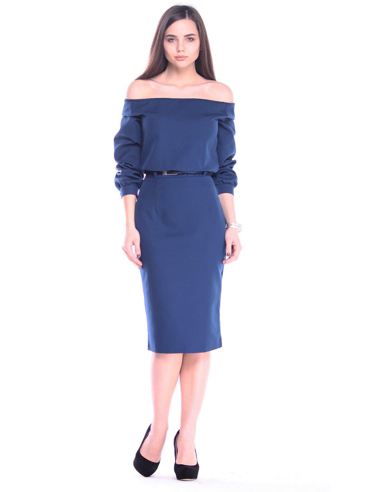 Сукня синя | 3031418