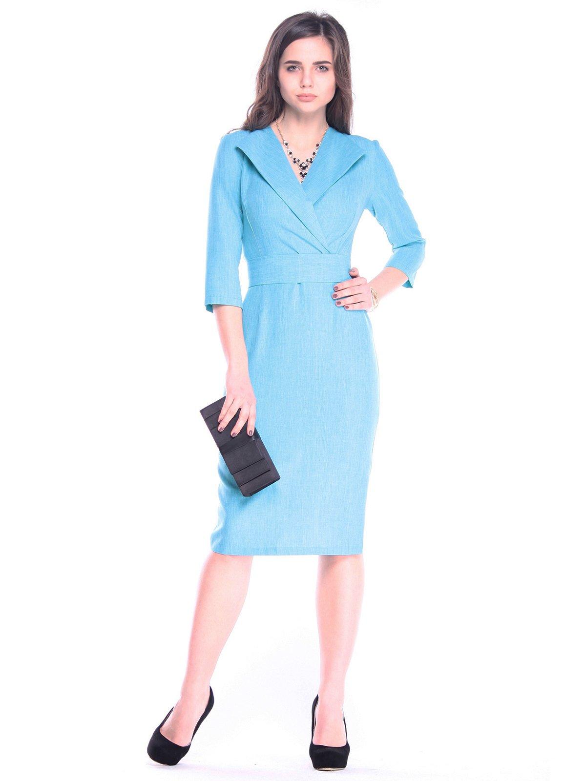 Сукня ментолового кольору   3031600