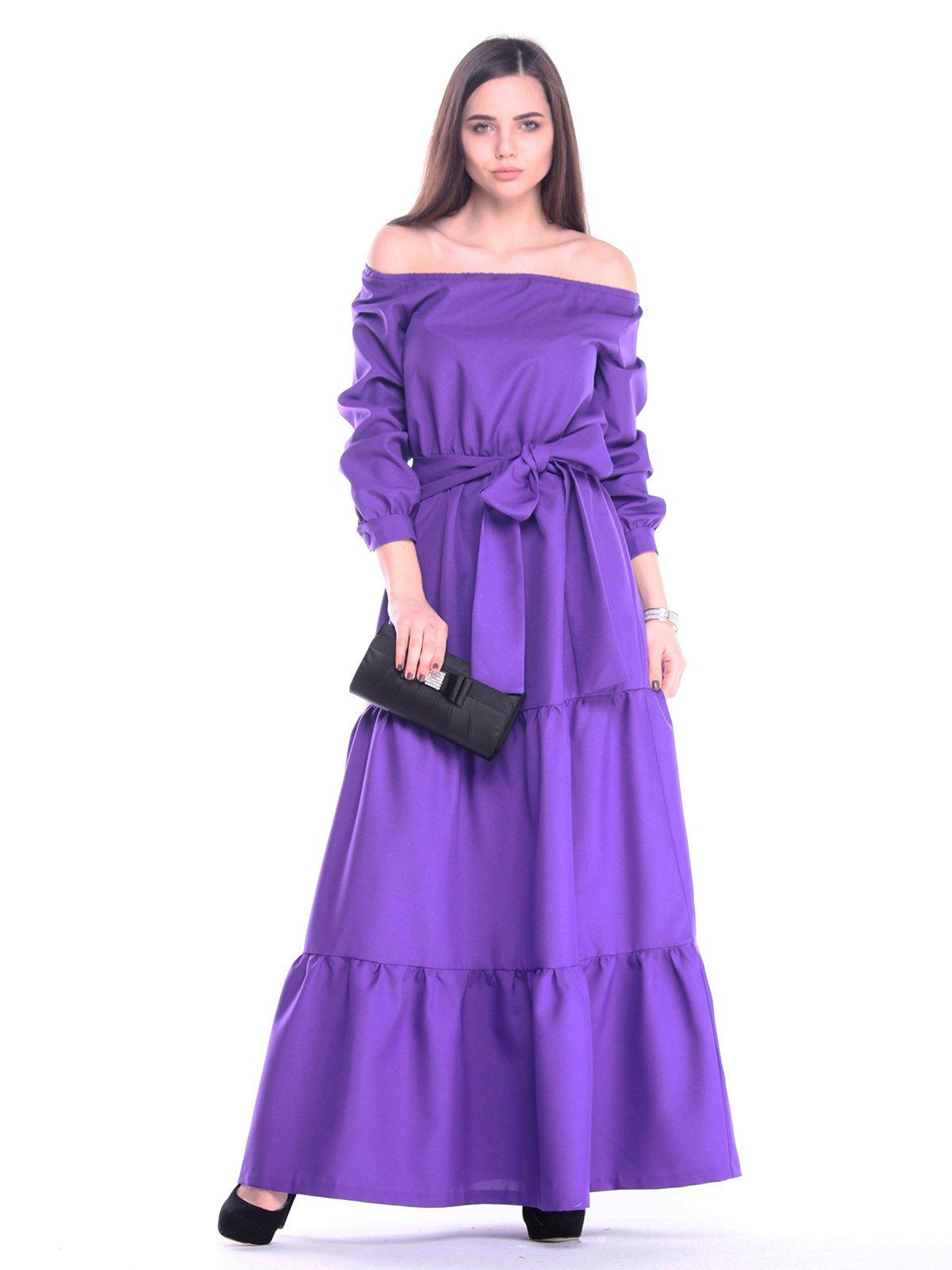 Сукня фіалкова | 3031741