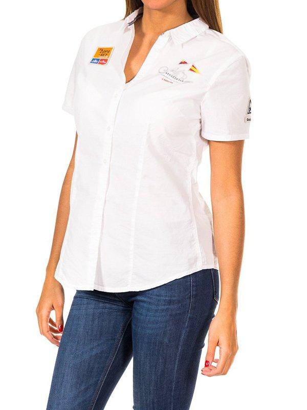Блуза белая   3040579