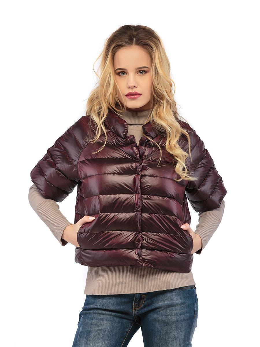 Куртка бордова | 3043011