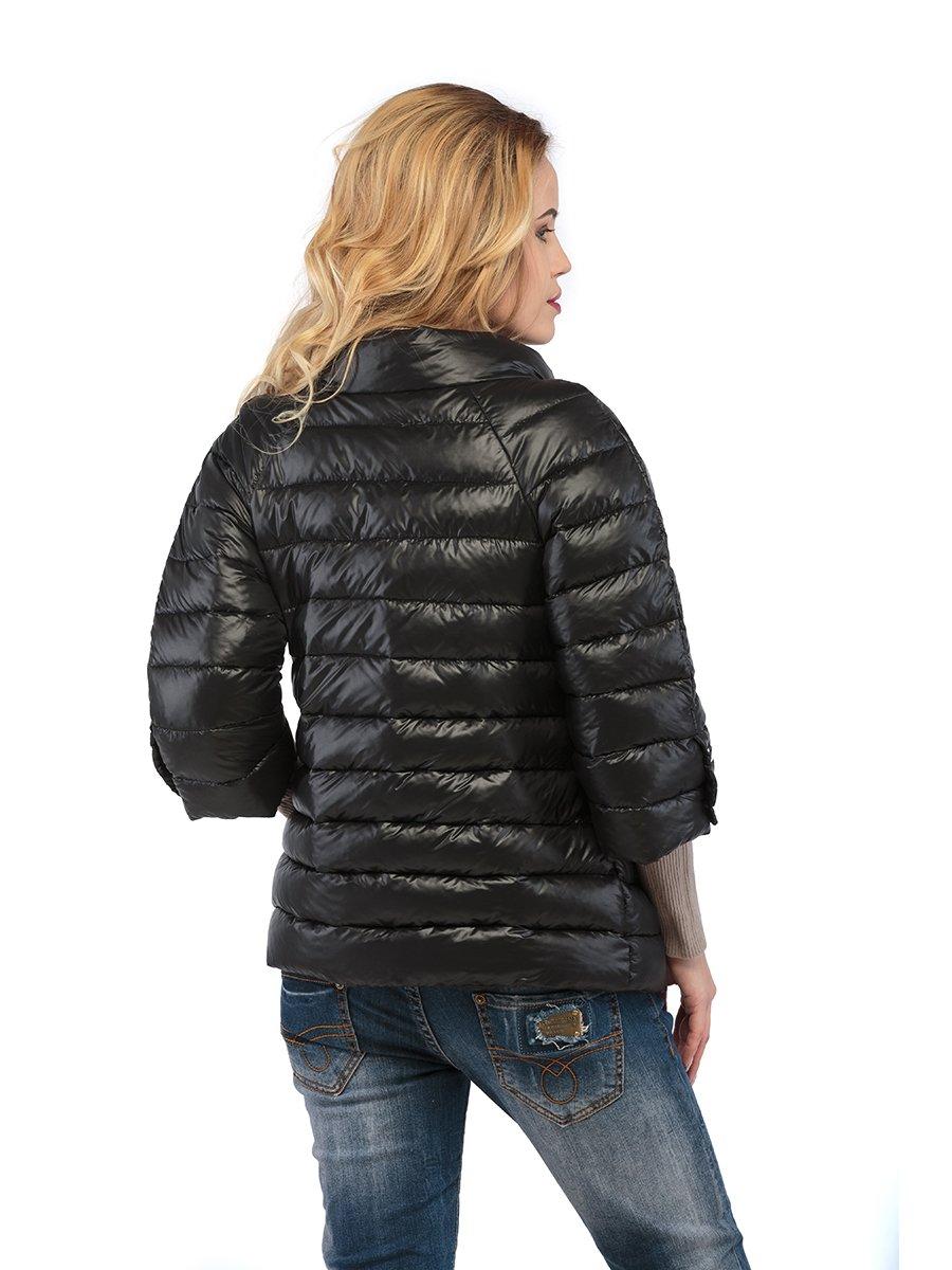 Куртка чорна | 3043185 | фото 2