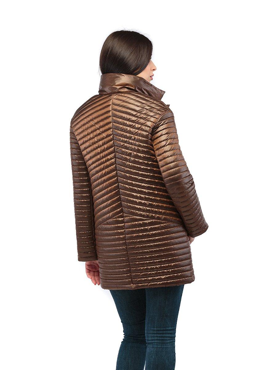 Куртка коричнева   3043197   фото 3