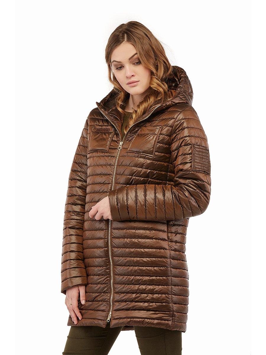 Куртка коричнева | 3043206