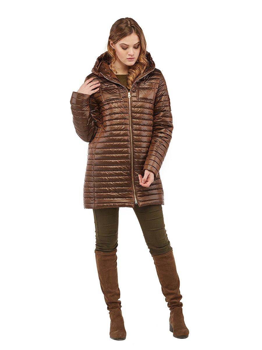 Куртка коричнева | 3043206 | фото 2