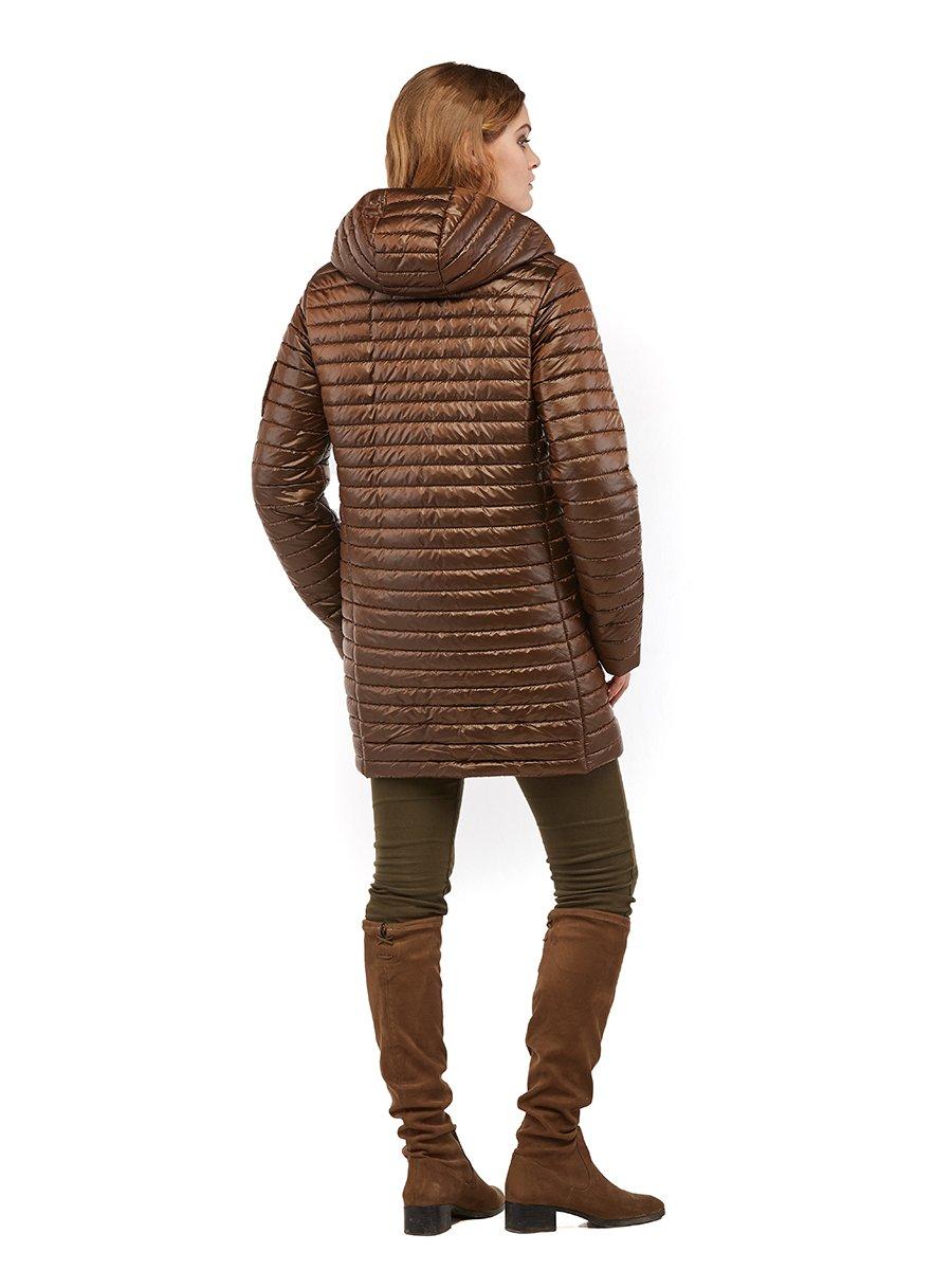 Куртка коричнева | 3043206 | фото 3