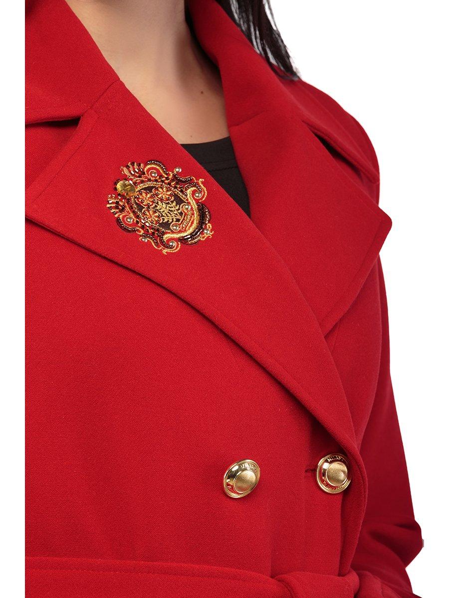 Пальто червоне | 3043296 | фото 2