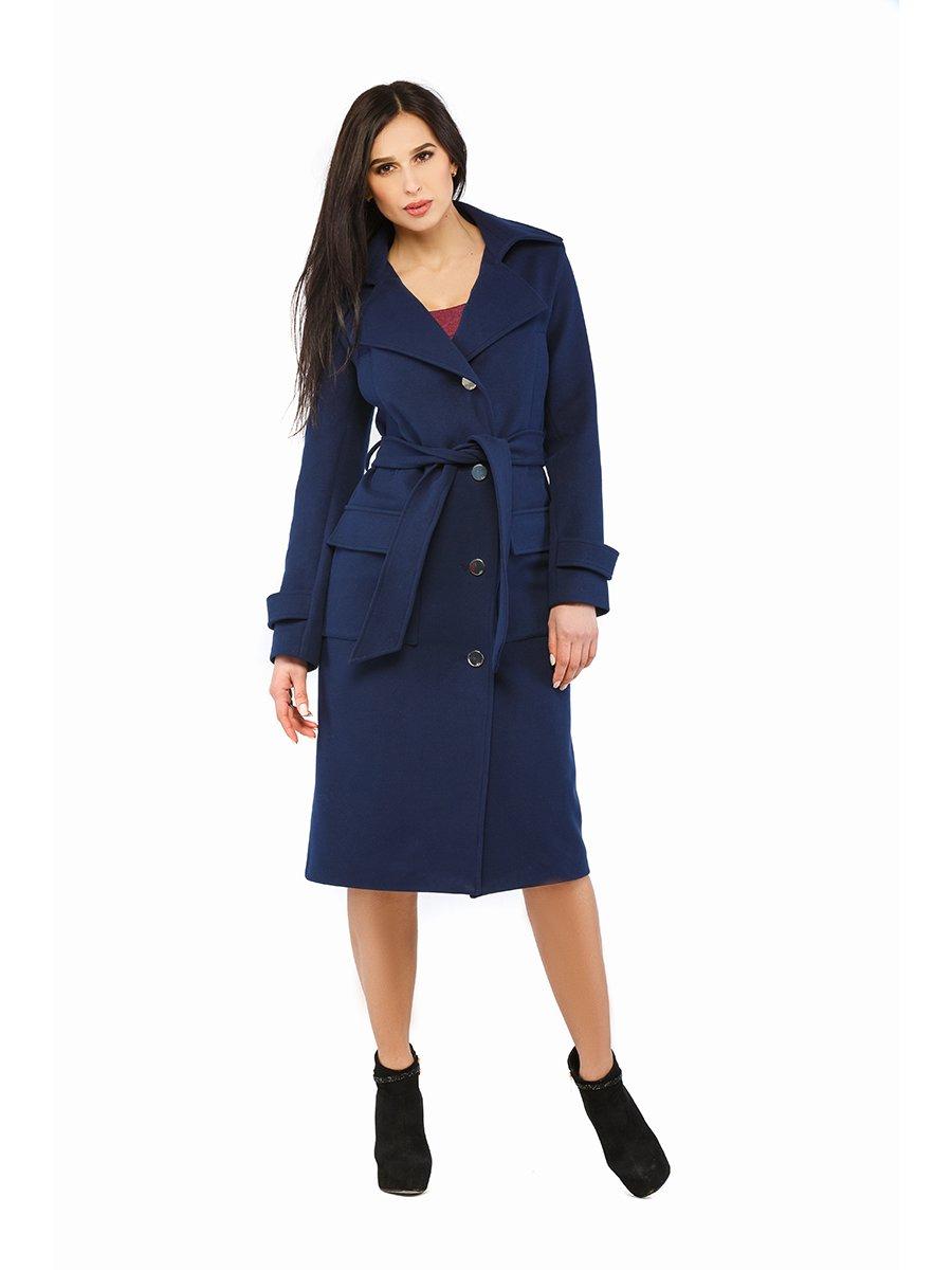 Пальто синее | 3043302