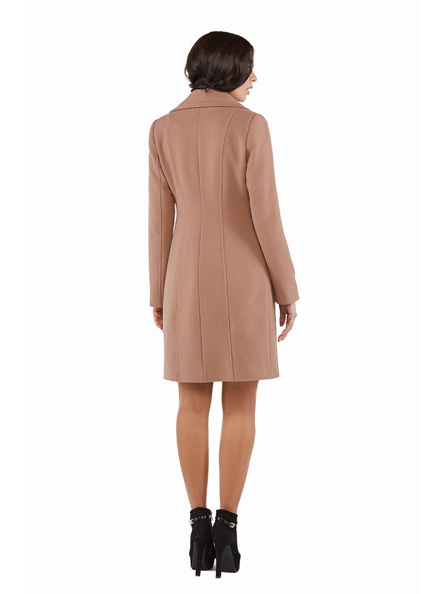 Пальто кольору капучино | 3043307 | фото 3
