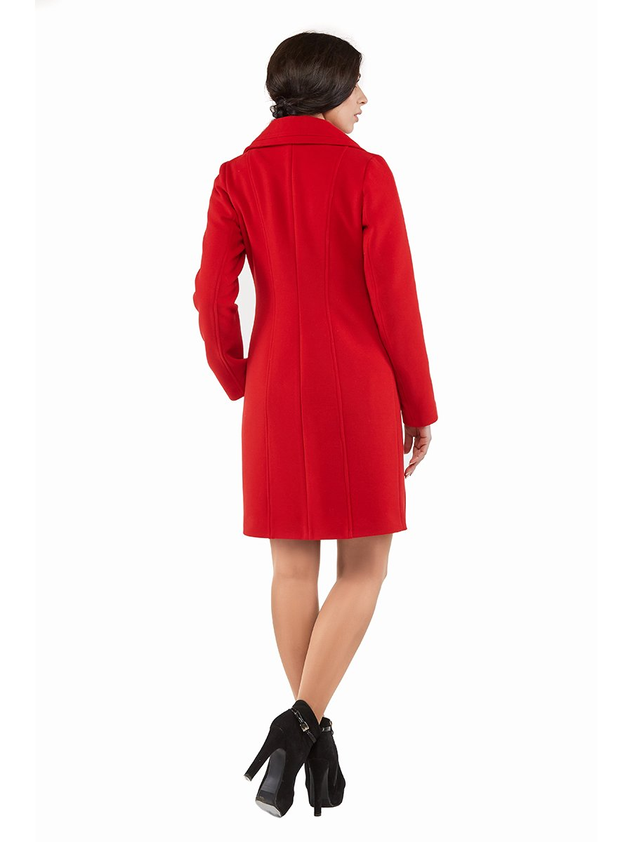 Пальто червоне | 3043308 | фото 3