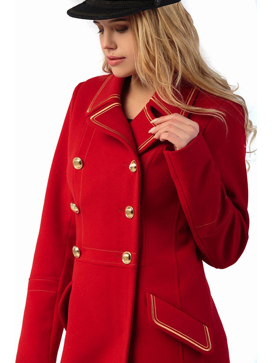 Пальто червоне | 3043311 | фото 2