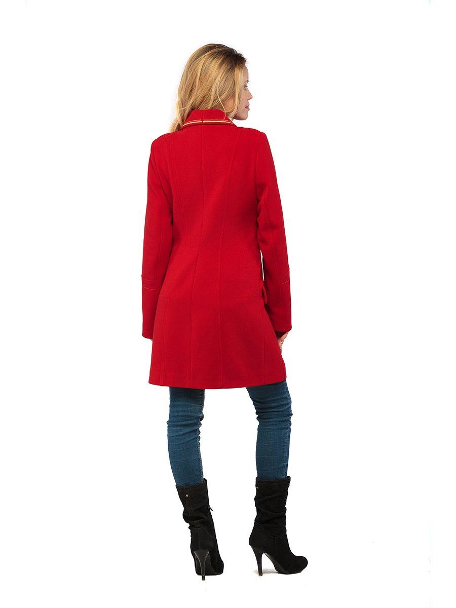 Пальто червоне | 3043311 | фото 3