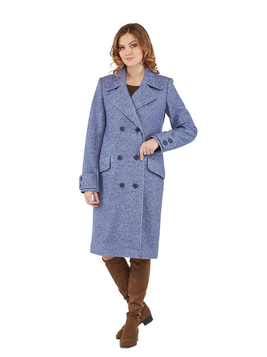 Пальто синє | 3043319 | фото 2