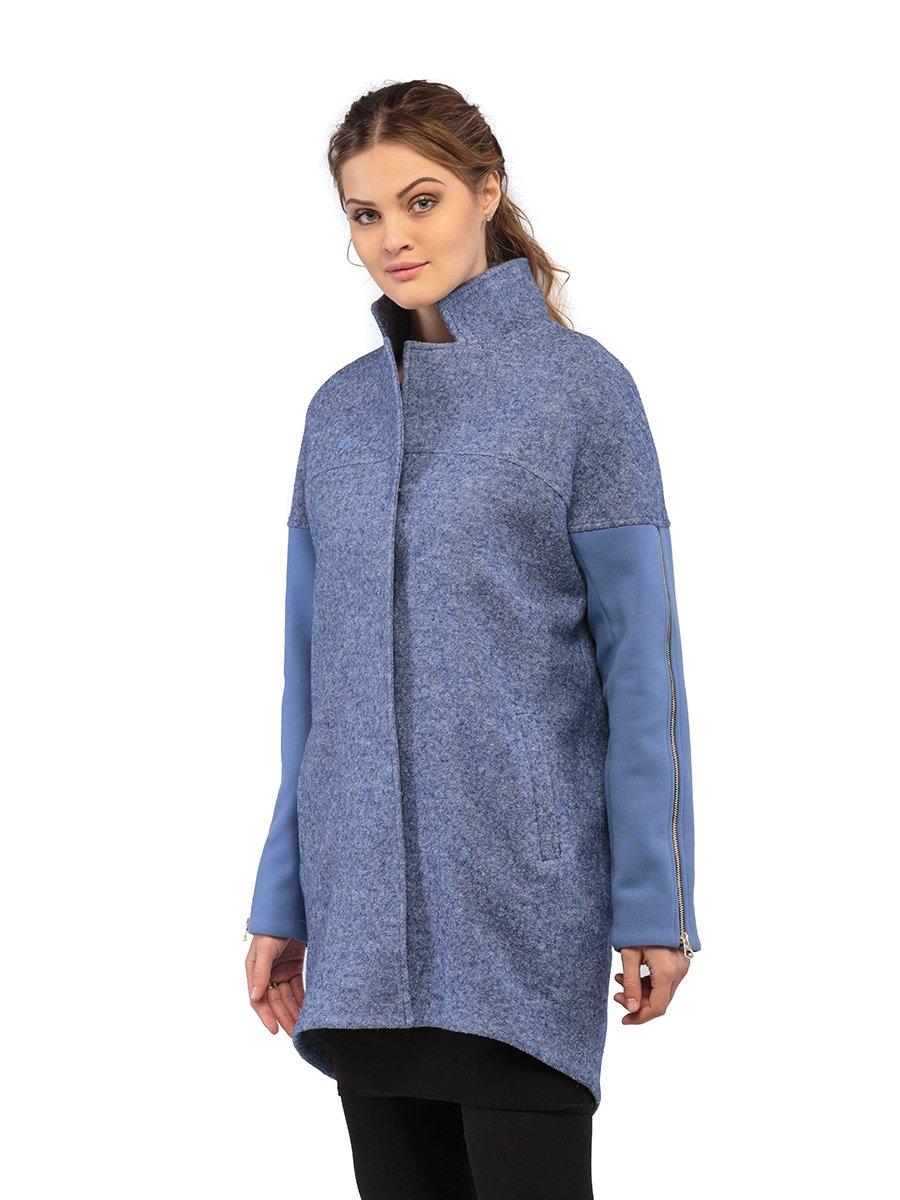 Пальто синє | 3043323