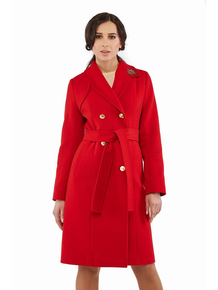 Пальто червоне   3043325