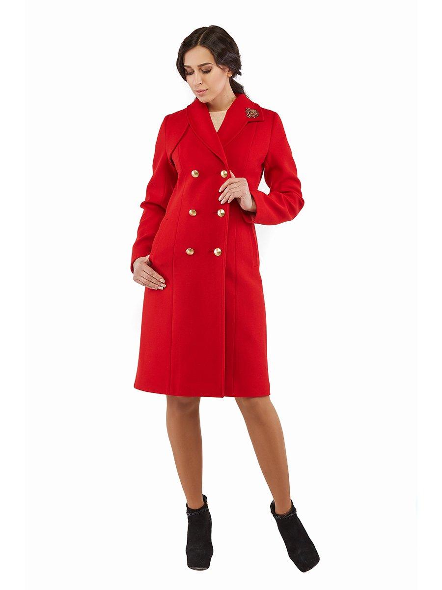 Пальто червоне   3043325   фото 3