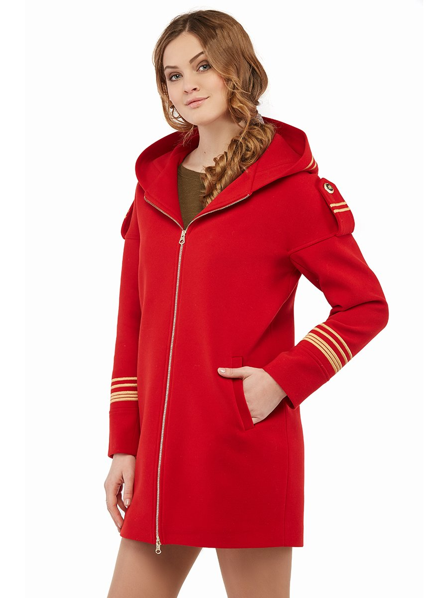 Пальто червоне | 3043328