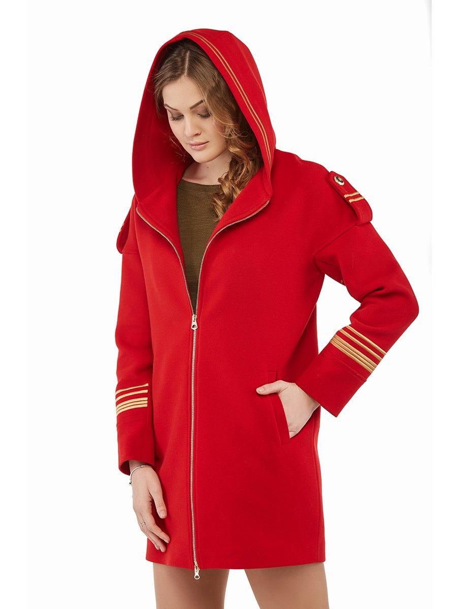Пальто червоне | 3043328 | фото 2