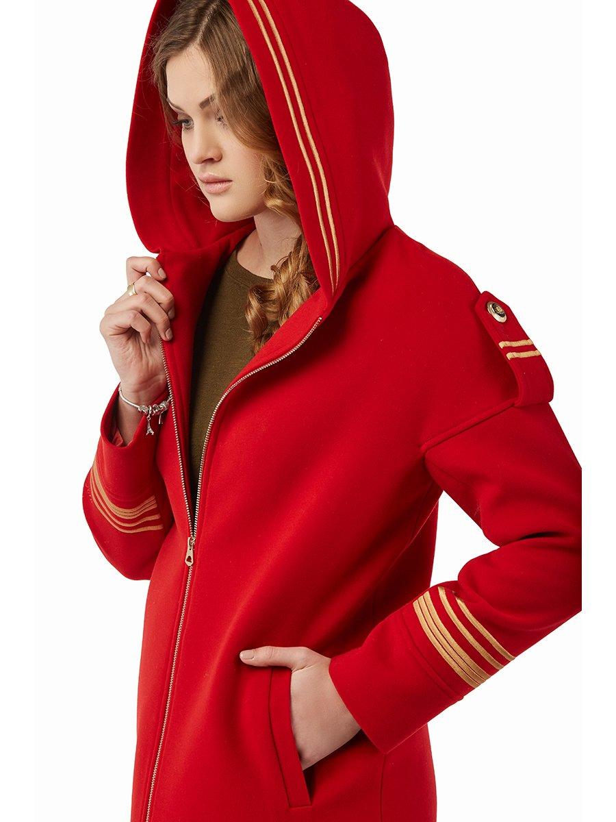 Пальто червоне | 3043328 | фото 3