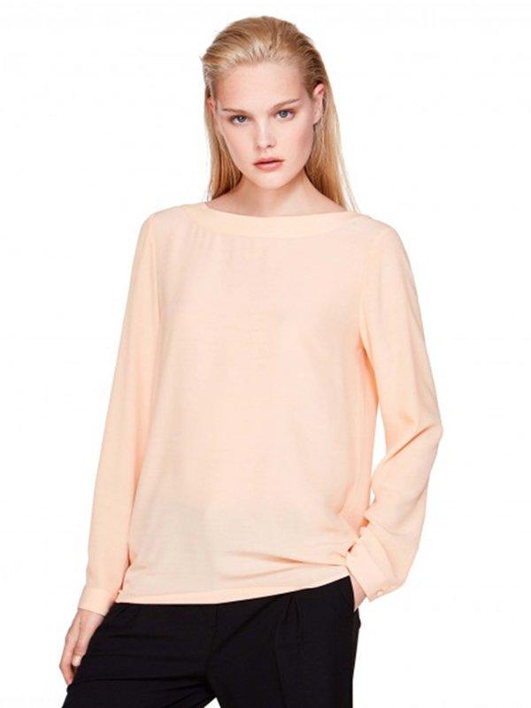 Блуза персикового кольору   2957675