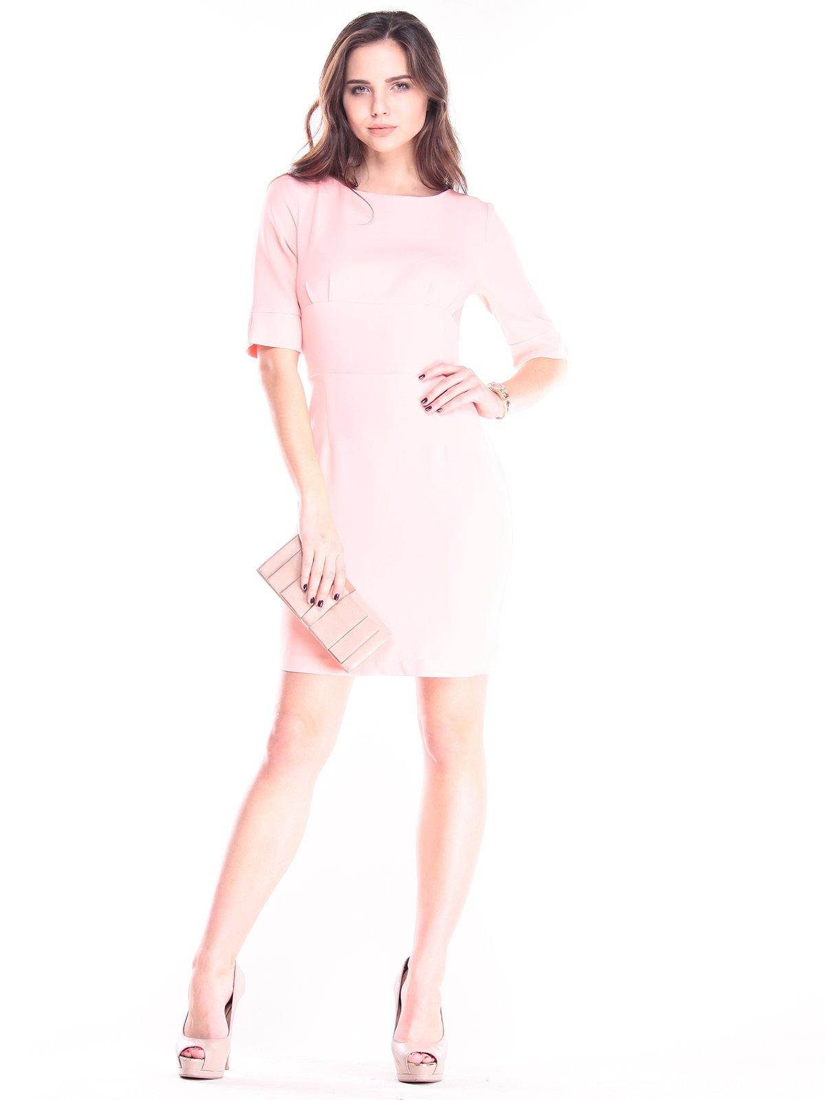 Платье персикового цвета   2844932