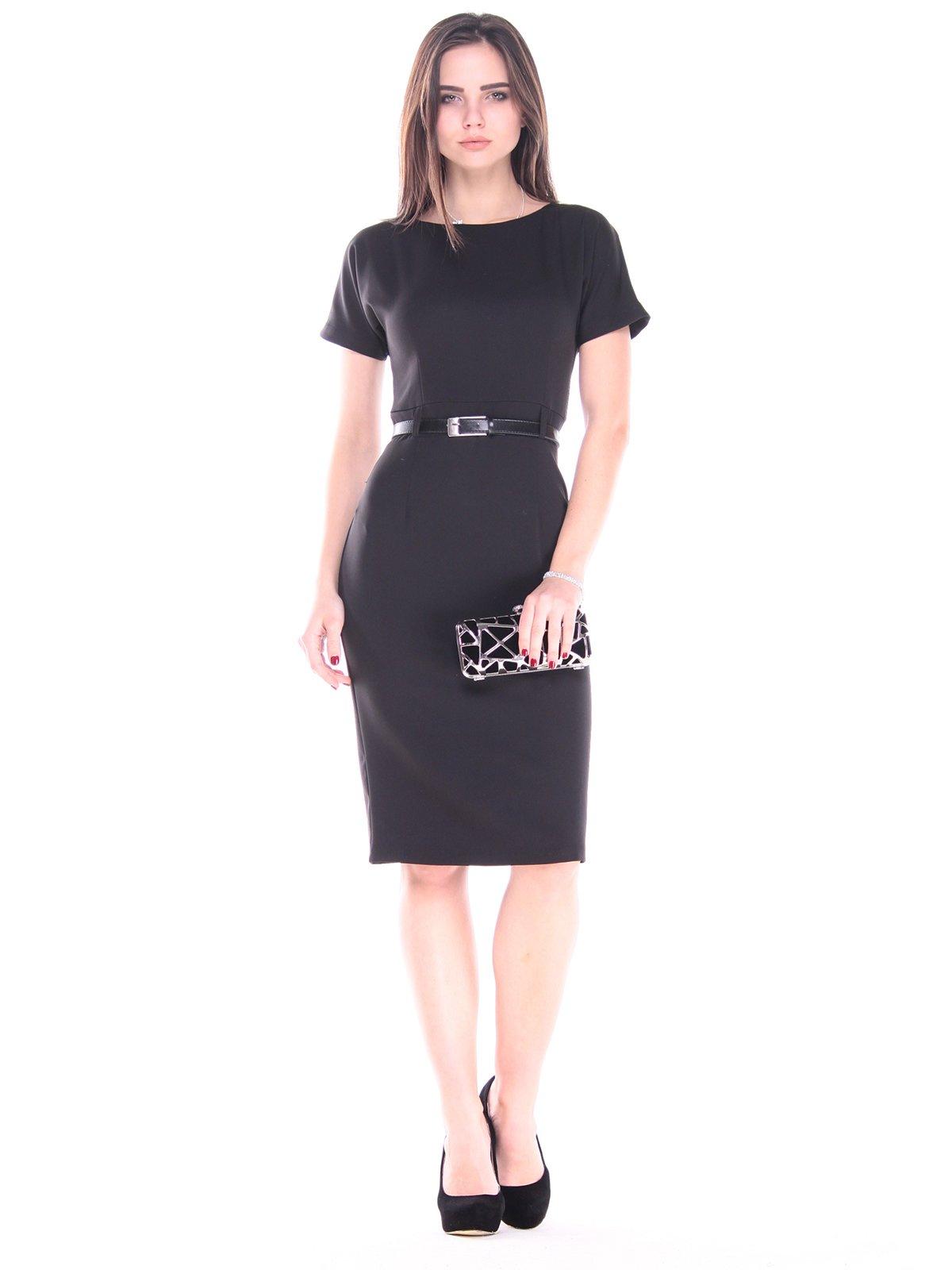 Платье черное   2900663