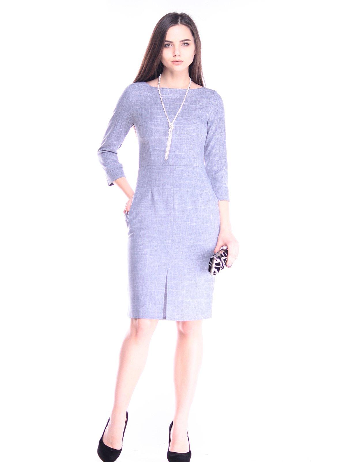Платье цвета фиолетовой дымки | 2995947