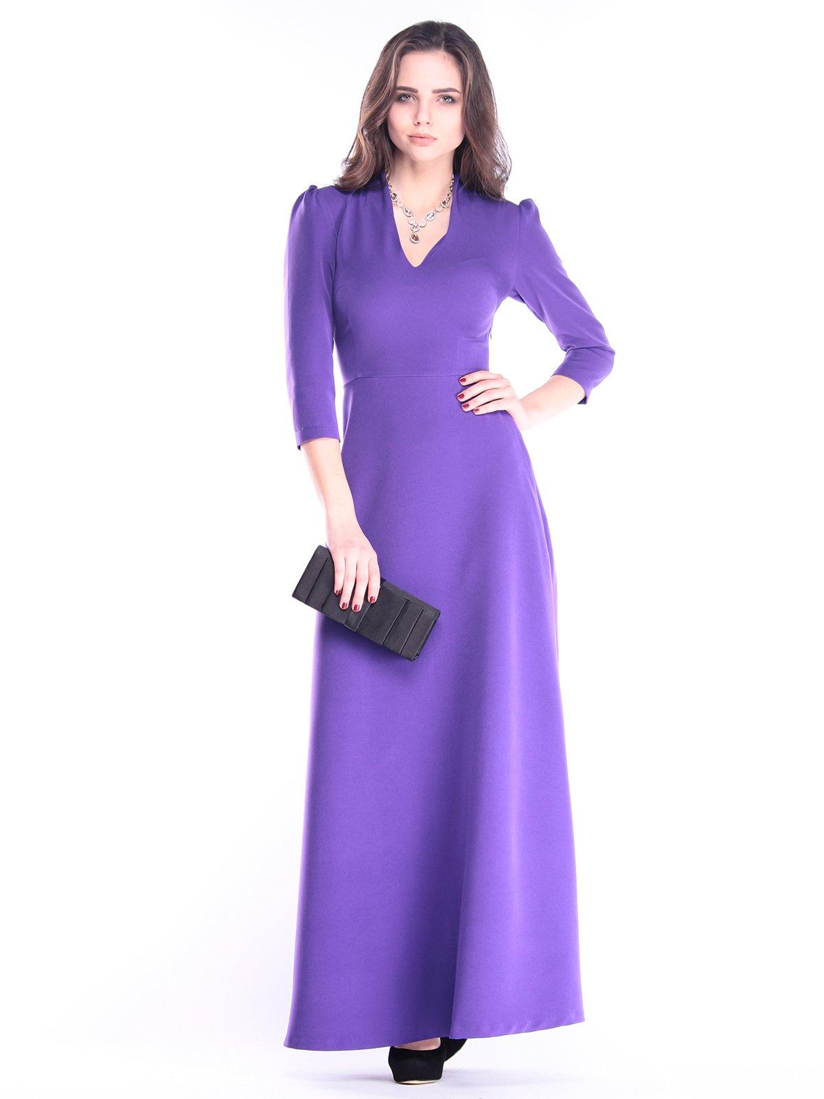 Сукня фіолетова | 2995955