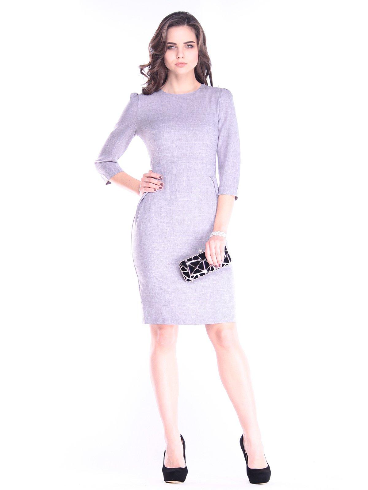 Платье цвета фиолетовой дымки | 2995965