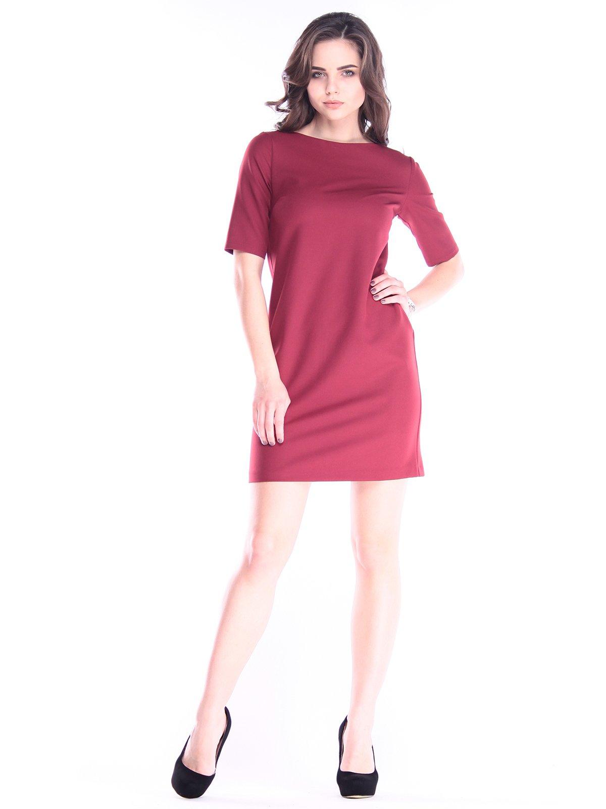 Платье сливовое | 2995968