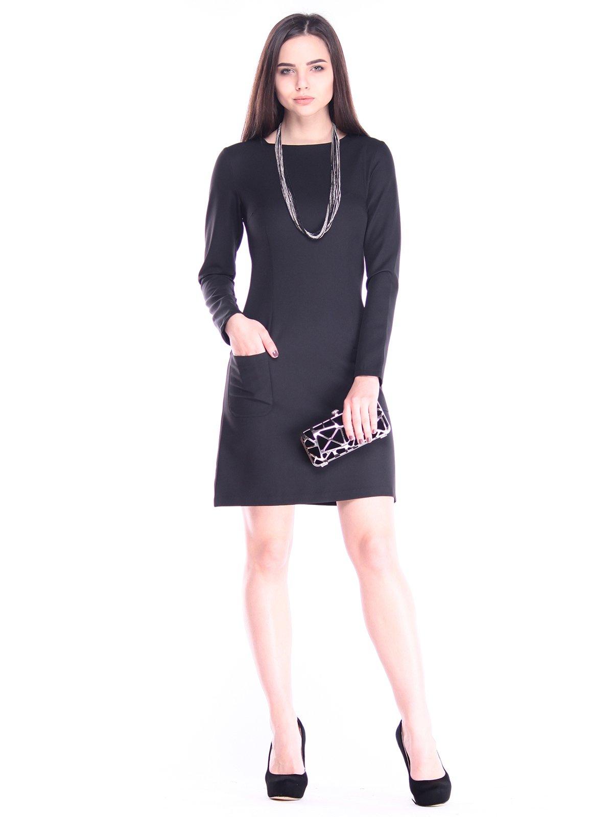 Платье черное | 2995976