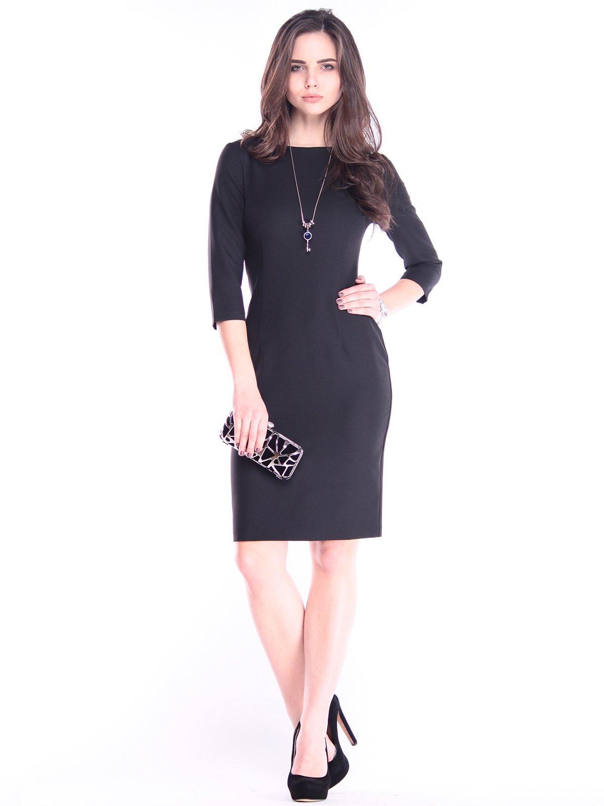 Платье черное   3000741
