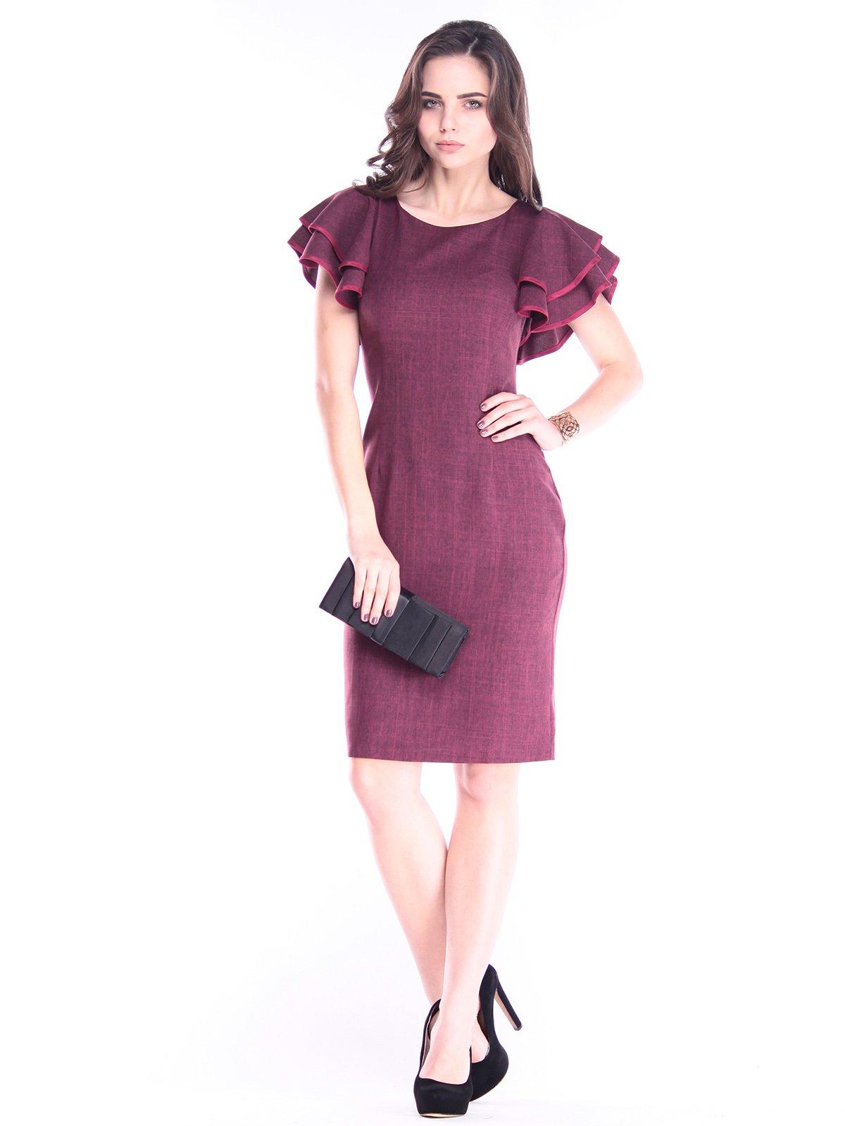 Сукня сливового кольору   3000775