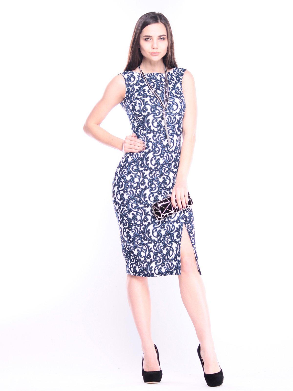 Сукня в принт | 3008061