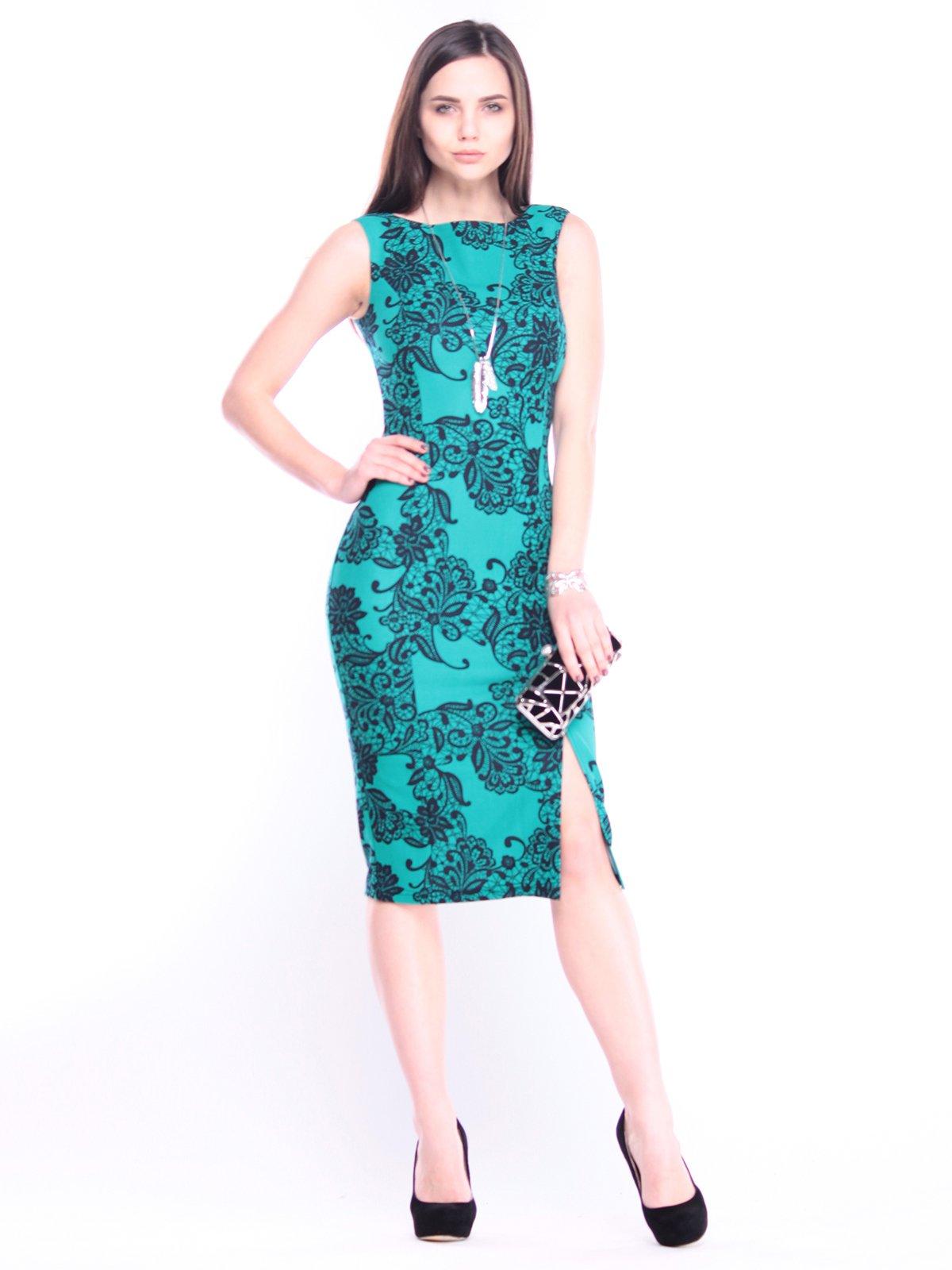 Платье в принт   3008063