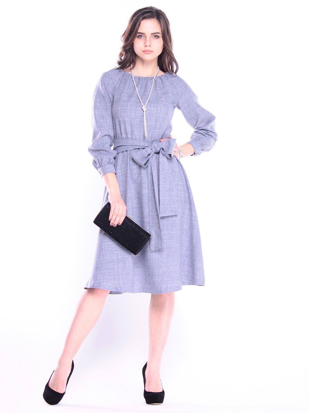 Платье фиолетовое | 3008072