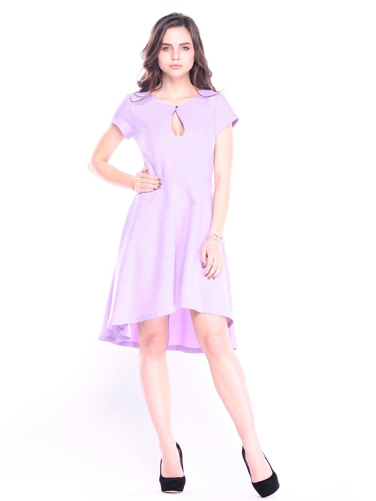 Платье светло-фиалкового цвета | 3008087