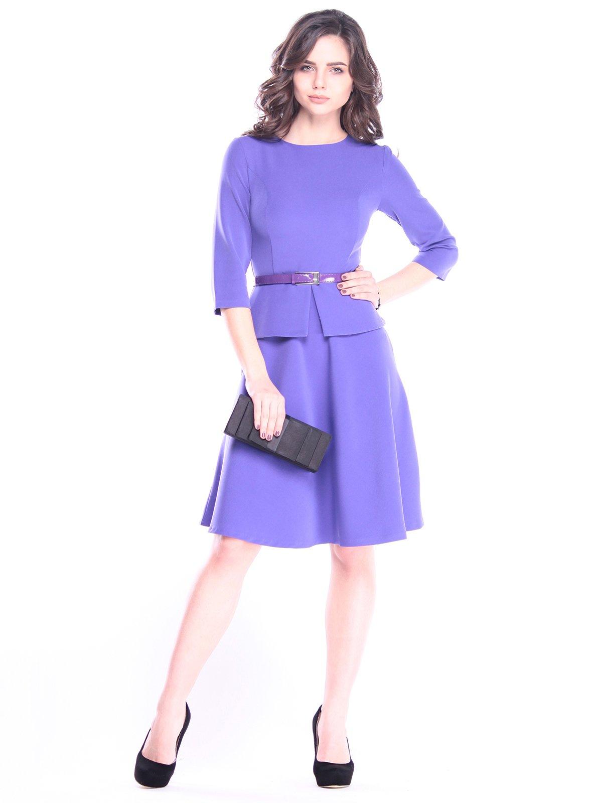 Платье сиреневое | 3008098