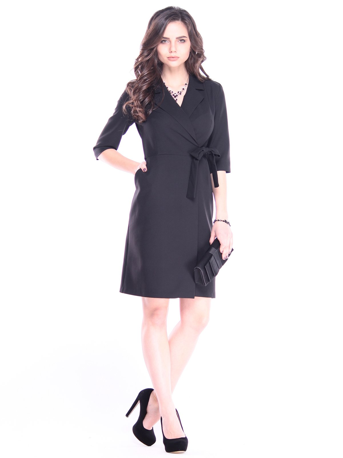 Платье черное | 3008142