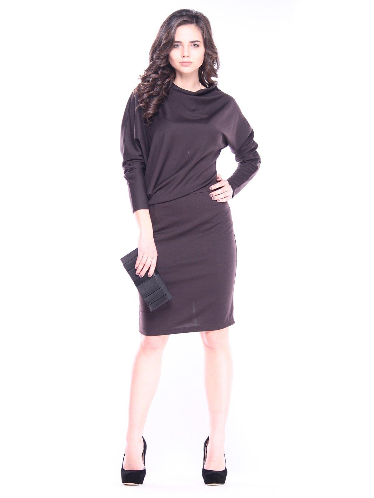 Сукня шоколадна | 3040933