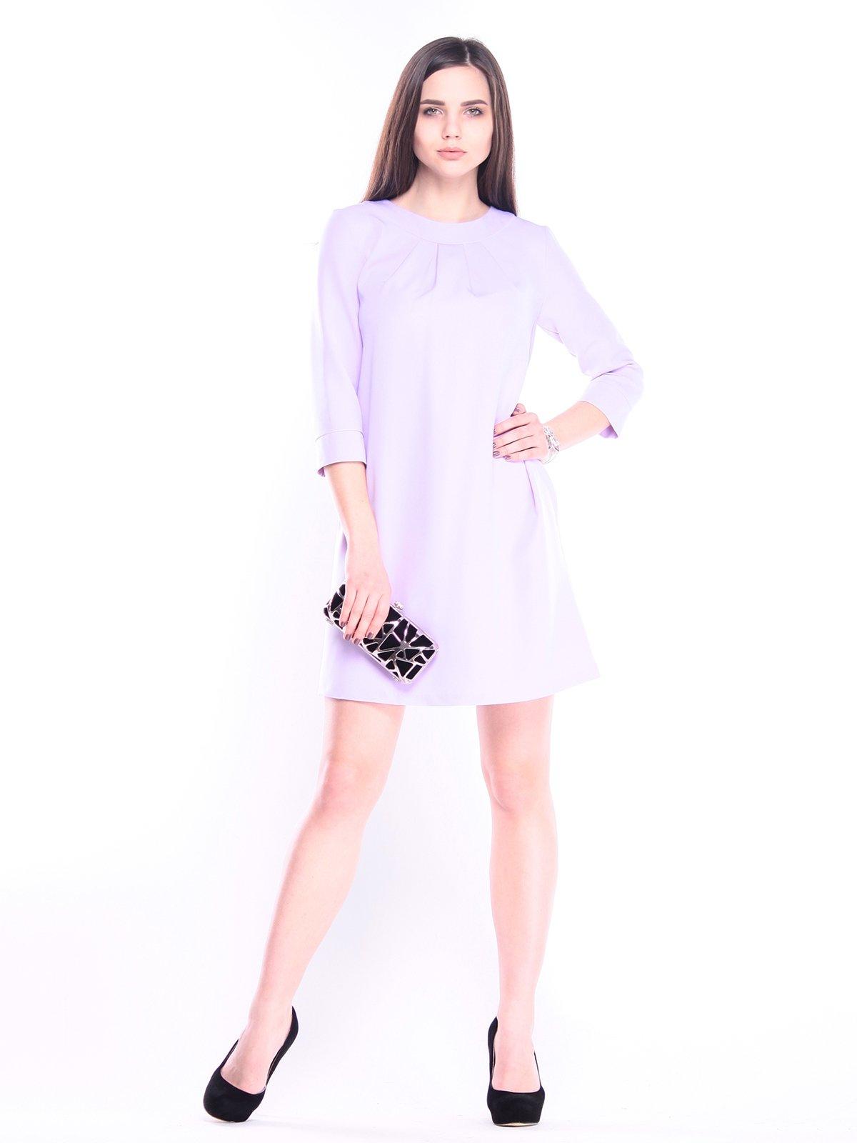 Сукня світло-бузкова | 3041112