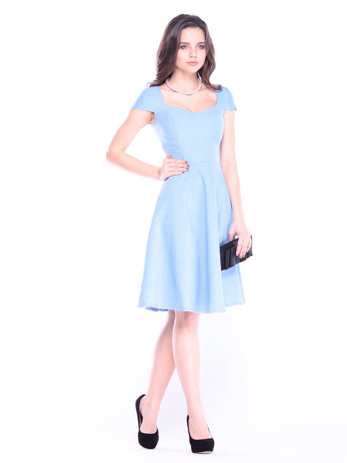 Сукня блакитна   3061194