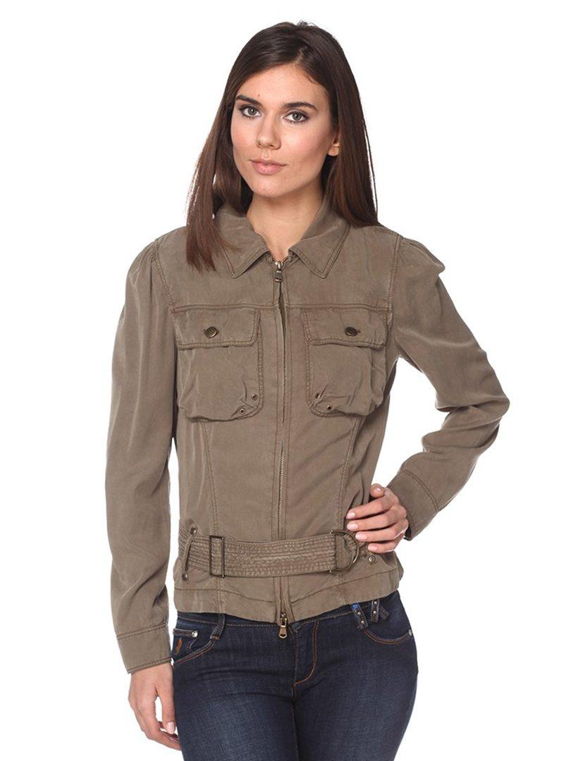 Куртка коричневая | 2308103