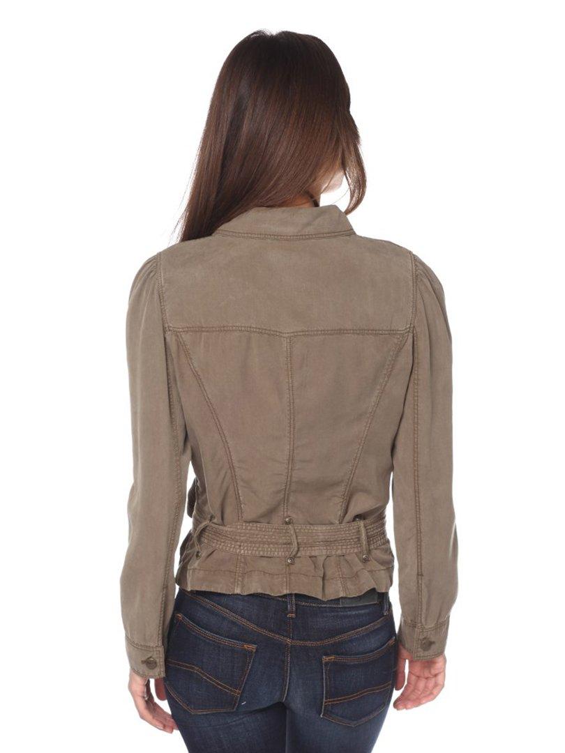Куртка коричневая | 2308103 | фото 2