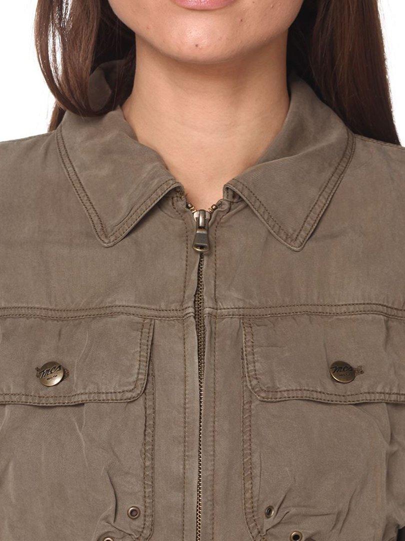Куртка коричневая | 2308103 | фото 3