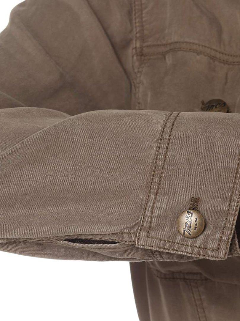 Куртка коричневая | 2308103 | фото 4