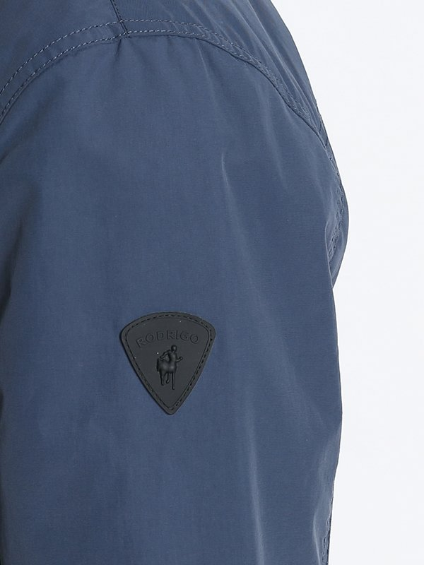 Куртка темно-синяя | 3067622 | фото 4