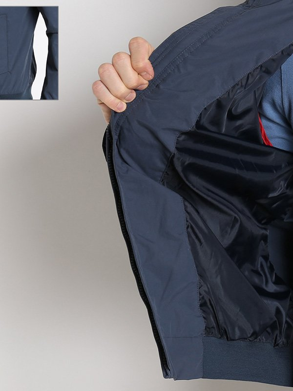 Куртка темно-синяя | 3067622 | фото 5